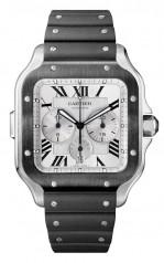 Cartier » Santos de Cartier » Chronograph » WSSA0017