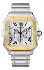Cartier » Santos de Cartier » Chronograph » W2SA0008