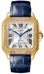 Cartier » Santos de Cartier » Medium Automatic » WJSA0008