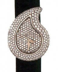 Chopard » _Archive » Casmir Drop Pave » 436700