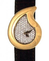Chopard » _Archive » Casmir Drop Pave » 436701
