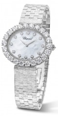 Chopard » High Jewellery » l'Heure du Diamant Oval Small » 10A385-1106