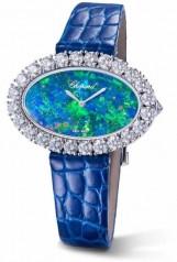 Chopard » High Jewellery » L'Heure du Diamant Oval Horizontal » 13A376-1001