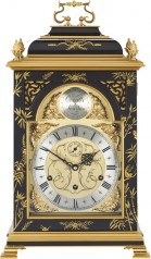 Comitti » Clock » London Est.1850 » Queen Anne in Chinoiserie Tiger Artwork