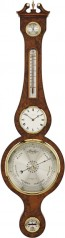 Comitti » Clock » Regency » Barometer Banjo With Clock