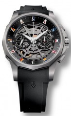 Corum » Admiral`s Cup » Admiral`s Cup Legend 47 Skeleton Chronograph » 404.100.04/F371 AN10