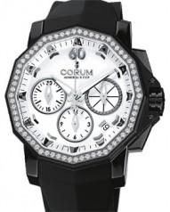 Corum » _Archive » Admiral`s Cup Challenger 40 Chrono Diamonds » 984.970.97/F371 AA32
