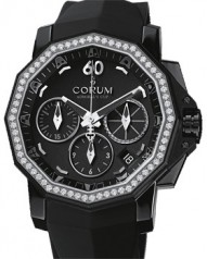 Corum » _Archive » Admiral`s Cup Challenger 40 Chrono Diamonds » 984.970.97/F371 AN32