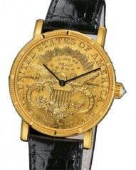 Corum » Heritage » Artisans Coin Watch » 293.645.56/0001 MU51