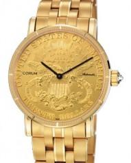 Corum » Heritage » Artisans Coin Watch » 293.645.56/H501 MU51