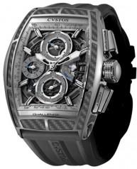 Cvstos » _Archive » Challenge Chrono GT » Chrono II GT Steel Carbon Grey