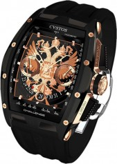 Cvstos » Chronograph » Challenge Eagle of Russia » CII-RE