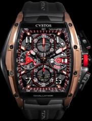 Cvstos » Chronograph » Challenge III Chronographe » Challenge III Chrono RG Brancard Black Titanium 02