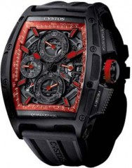 Cvstos » Chronograph » Chrono II Color Storm » Red Storm