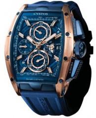 Cvstos » Chronograph » Chrono II » Chrono Blue Brancard