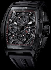 Cvstos » Chronograph » Chrono II » Challenge Chrono II Steel Black