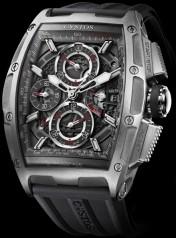 Cvstos » Chronograph » Chrono II » Challenge Chrono II Steel