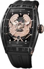 Cvstos » Hour Minute Seconde » Coat of Arms » Jet-Liner World Coat Of Arms KHZ Black
