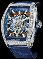 Cvstos » Hour Minute Seconde » Sealiner » Challenge SeaLiner Diamond
