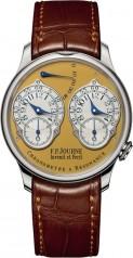 F.P. Journe » _Archive » Chronometre a Resonance » Chronometre a Resonance 1499.2