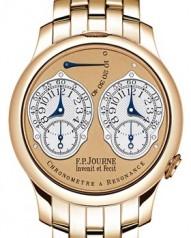 F.P. Journe » _Archive » Souveraine Chronometre a Resonance » Chronometre a Resonance RG-RG