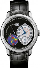 F.P. Journe » Boutique » Octa UTC » Black Label Octa UTC