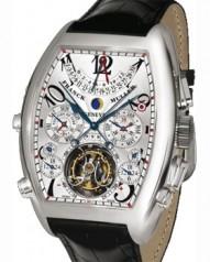 Franck Muller » Aeternitas » Tourbillon Perpetual Calendar Chronograph » 8888 T CC R QPS