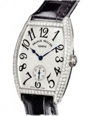 Franck Muller » _Archive » Cintree Curvex Diamonds » 7500 S6 D