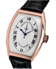 Franck Muller » _Archive » Cintree Curvex Chronometro » 5850 CHRONOMETRO