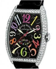 Franck Muller » _Archive » Cintree Curvex Colour Dreams Diamonds » 7851 SC D CODR