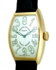 Franck Muller » _Archive » Cintree Curvex Crazy Hours » 5850 CH