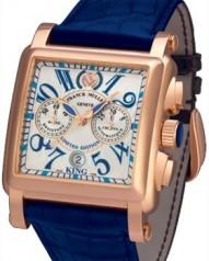 Franck Muller » Conquistador Cortez » Conquistador Cortez Chronograph » 10000 K SC PRIDE OF GREECE
