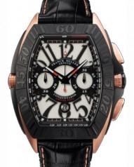 Franck Muller » Conquistador GPG » Conquistador Grand Prix Chronograph » 9900 CC GPG 5N