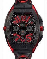 Franck Muller » Conquistador GPG » Conquistador Grand Prix Chronograph » 9900 CC GPG ERGAL