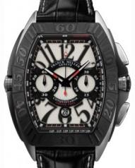 Franck Muller » Conquistador GPG » Conquistador Grand Prix Chronograph » 9900 CC GPG TITANIUM