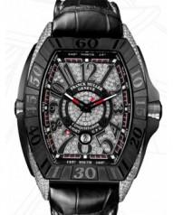 Franck Muller » Conquistador GPG » Conquistador Grand Prix Date » 9900 T GPG D CD TITANIUM