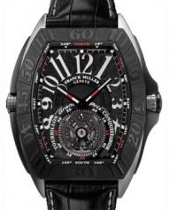 Franck Muller » Conquistador GPG » Conquistador Grand Prix Tourbillon » 9900 T GPG TITANIUM
