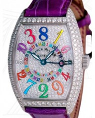 Franck Muller » Crazy Hours » Totally Crazy » 7880 TT CH COL DRM D CD