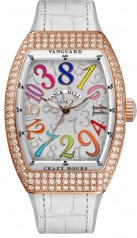 Franck Muller » Crazy Hours » Totally Crazy » V 32 CH COL DRM D BC