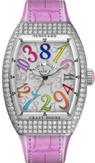 Franck Muller » Crazy Hours » Totally Crazy » V 32 CH COL DRM D RS