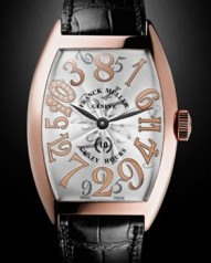 Franck Muller » Crazy Hours » Crazy Hours 10th Anniversary » Crazy Hours 10th Anniversary RG