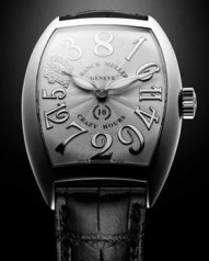 Franck Muller » Crazy Hours » Crazy Hours 10th Anniversary » Crazy Hours 10th Anniversary WG