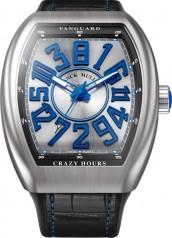 Franck Muller » Crazy Hours » Crazy Hours Colours » V 45 CH BR Blue