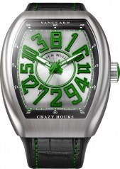 Franck Muller » Crazy Hours » Crazy Hours Colours » V 45 CH BR Green