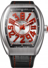 Franck Muller » Crazy Hours » Crazy Hours Colours » V 45 CH BR Red
