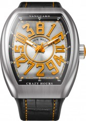 Franck Muller » Crazy Hours » Crazy Hours Colours » V 45 CH BR Yellow