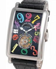Franck Muller » Crazy Hours » Crazy Hours Long Island Tourbillon » 1300 T CH COL DRM