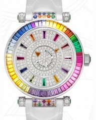 Franck Muller » Double Mystery » 4 Saisons » 42 DM QTR SAI BAG CD Colours of Dream