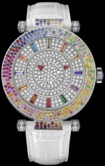 Franck Muller » Double Mystery » 4 Saisons » 42 DM QTR SAI D 3R CD Colours of Dream