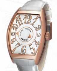 Franck Muller » Double Mystery » Curvex » 8880 DM Rose Gold